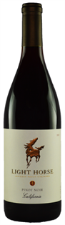 Light Horse Pinot Noir 2013 750ml